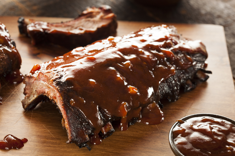 DUROC Baby Back Ribs