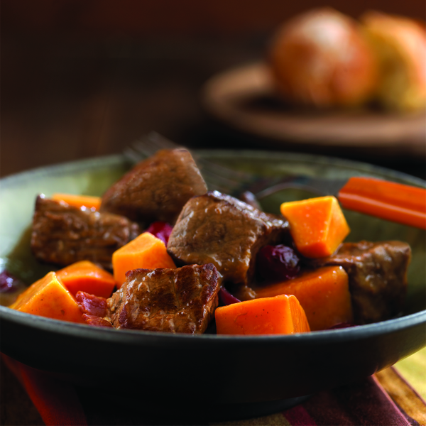 Image of Autumn Beef and Cider Stew.