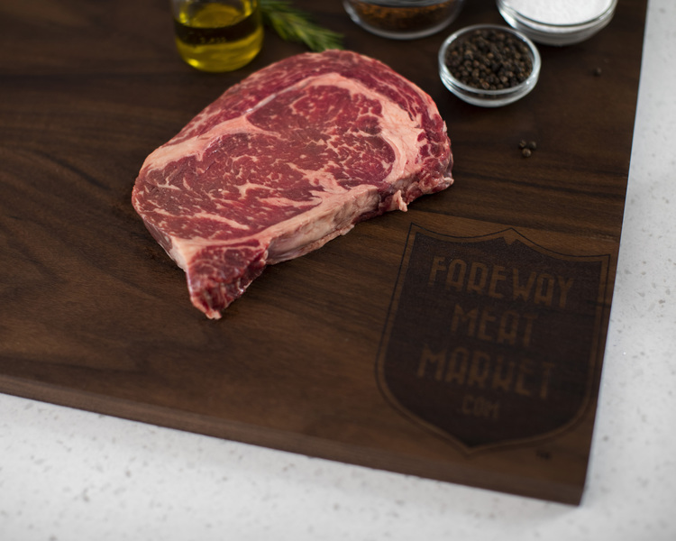 Prime 12 oz. Ribeye Steak