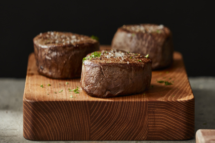 More about the '8 oz. Bison Filet Mignon' product